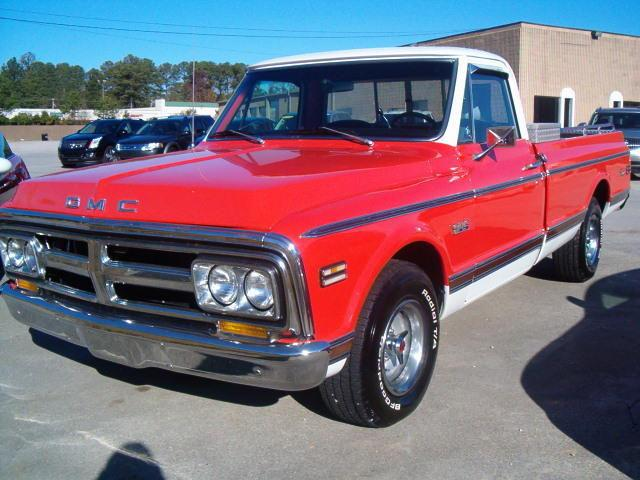 1972 gmc pickup for sale in wilson north carolina classified. Black Bedroom Furniture Sets. Home Design Ideas