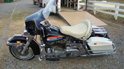 1972 Harley Davidson AMF FLH 1200cc Shipping Worldwide
