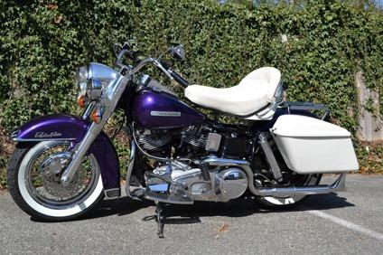 1972 Harley Davidson Flh Shovelhead Free Delivery For