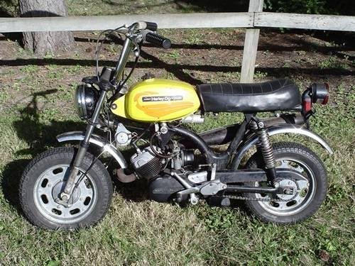 Buy Here Pay Here Ct >> 1972 HARLEY DAVIDSON SHORTSTER MC65 AMF AERMACCHI MINIBIKE X90 Z50A CT for Sale in Antioch ...
