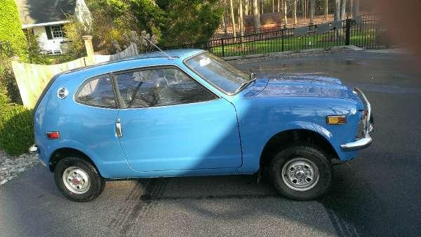 1972 honda auto 600 coupe for sale in salisbury maryland classified. Black Bedroom Furniture Sets. Home Design Ideas
