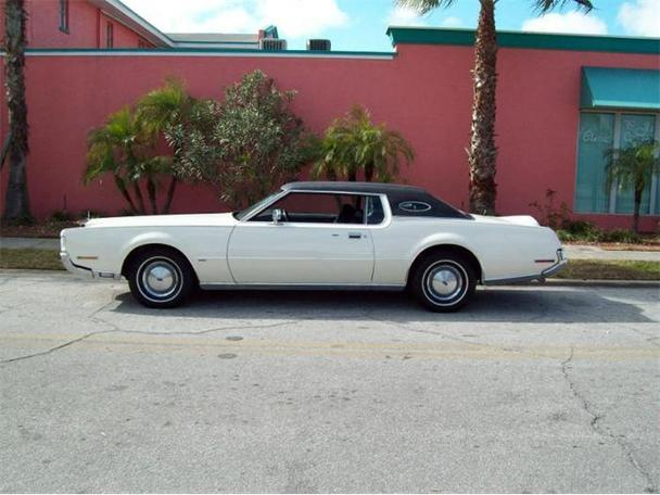 1972 lincoln continental mark iv for sale in clearwater florida classified. Black Bedroom Furniture Sets. Home Design Ideas