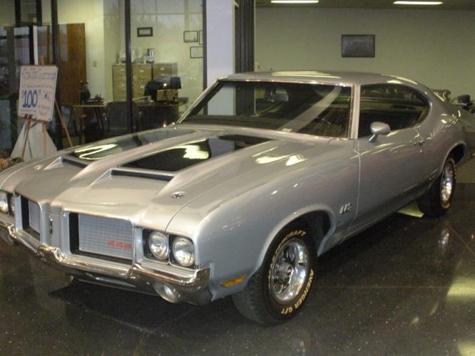 1972 Oldsmobile 442 For Sale In Dallas Texas Classified