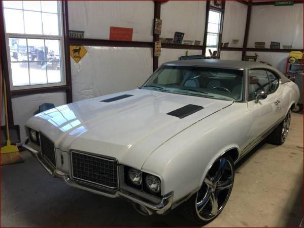 1972 Oldsmobile Cutlass For Sale in Jourdanton, Texas 78026