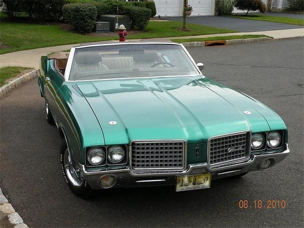 1972 Oldsmobile Cutlass Supreme Buckets Seats For Sale In Stratford New Jersey Classified