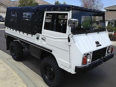 1972 Pinzgauer 710m For Sale In Malibu California