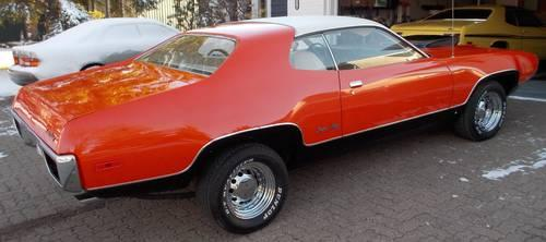 1972 Plymouth Satellite Sebring Plus