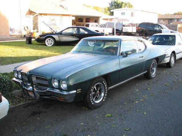 1972 pontiac lemans 2dr classic hot rod muscle car for sale in salt lake city utah classified. Black Bedroom Furniture Sets. Home Design Ideas