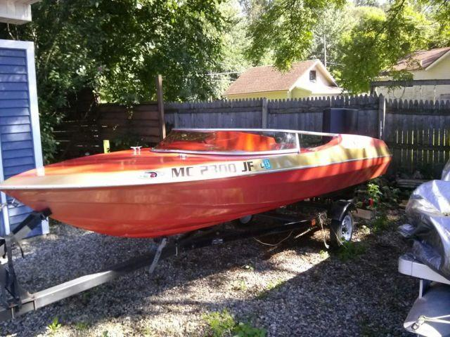 1972 Sidewinder 16 Boat Project for Sale in Grand Rapids ...