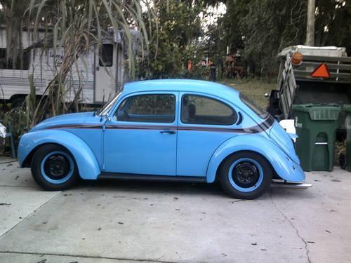 1972 super beetle custom for sale in saint cloud florida classified - Garage volkswagen saint cloud ...