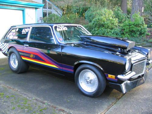 1972 vega drag racing car for sale in portland oregon classified. Black Bedroom Furniture Sets. Home Design Ideas