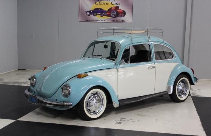 1972 volkswagen beetle for sale in lillington north carolina classified. Black Bedroom Furniture Sets. Home Design Ideas