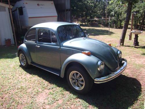 1972 volkswagen beetle for sale in oklahoma city oklahoma classified. Black Bedroom Furniture Sets. Home Design Ideas