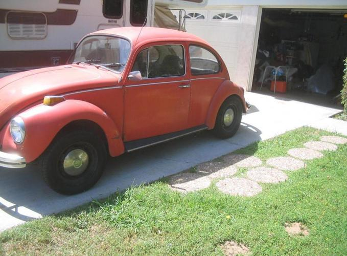 1972 vw super beetle for sale in riverside california classified. Black Bedroom Furniture Sets. Home Design Ideas
