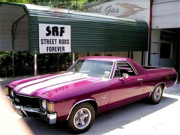 1972 chevrolet el camino ss for sale in arlington texas. Black Bedroom Furniture Sets. Home Design Ideas