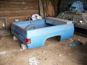 1973-1987 chevy gmc truck bed - (urbana) for Sale in ...