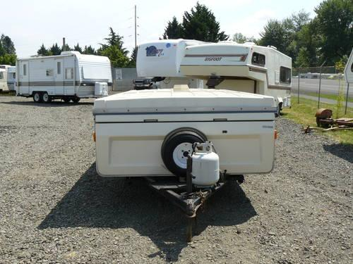 1973 Apache Hard Sided Tent Trailer GREAT condition & 1973 Apache Hard Sided Tent Trailer GREAT condition for Sale in ...