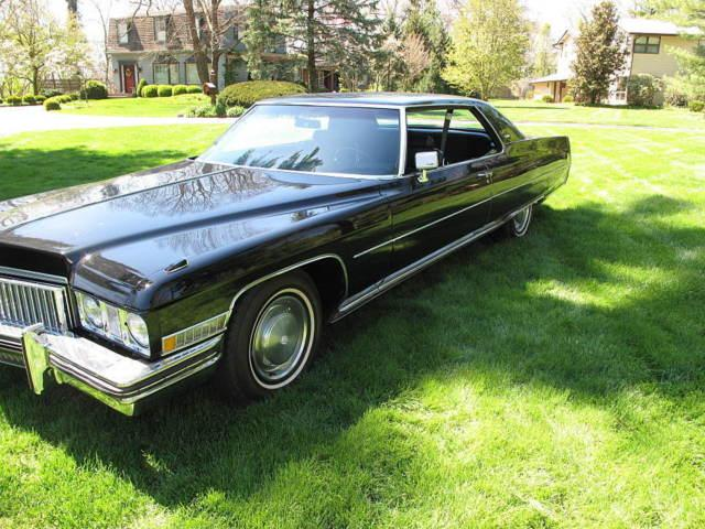 1973 cadillac deville for sale in cincinnati ohio 45245. Black Bedroom Furniture Sets. Home Design Ideas