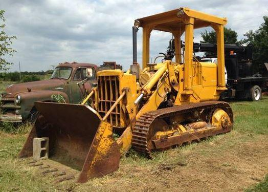 1973 Caterpillar 941B Track Loader in Moline, KS