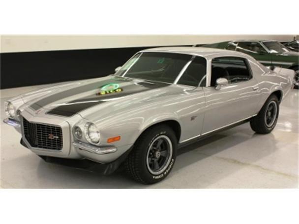 1973 Chevrolet Camaro For Sale In Benicia California
