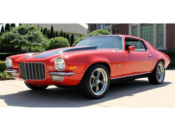 1973 Chevrolet Camaro For Sale In Plymouth Michigan
