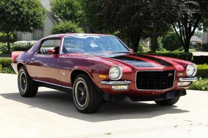 1973 Chevrolet Camaro Z28 Lt For Sale In Wilkesboro