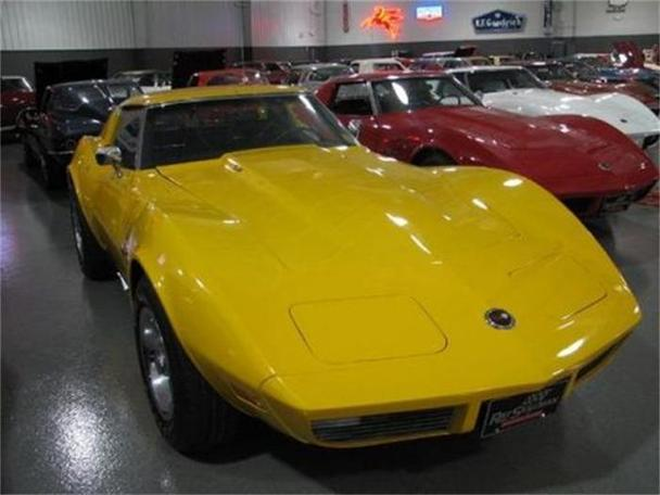1973 chevrolet corvette for sale in greenwood indiana classified. Black Bedroom Furniture Sets. Home Design Ideas