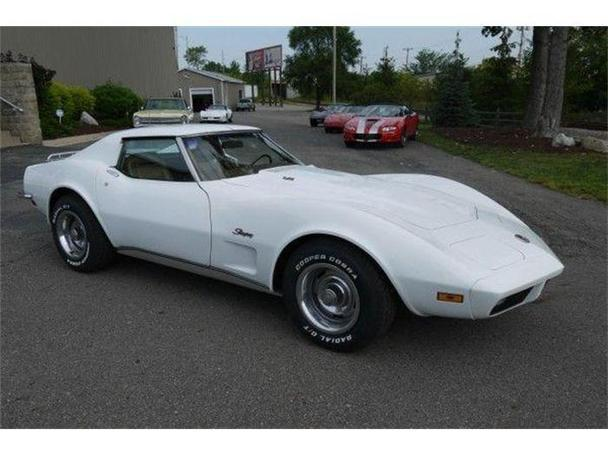 1973 chevrolet corvette for sale in lansing michigan classified. Black Bedroom Furniture Sets. Home Design Ideas