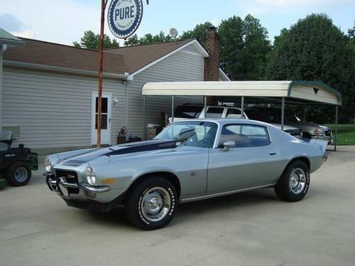 1973 chevy camaro z 28 for sale in salisbury north carolina classified. Black Bedroom Furniture Sets. Home Design Ideas