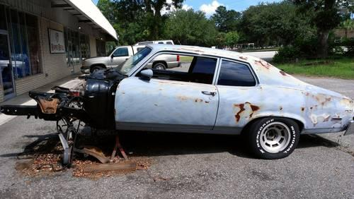 Chevy+Project+Cars+For+Sale 1973 Chevy Nova SS Body - Project Car for