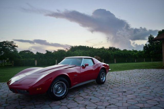 1973 corvette stingray for sale in miami florida classified. Black Bedroom Furniture Sets. Home Design Ideas