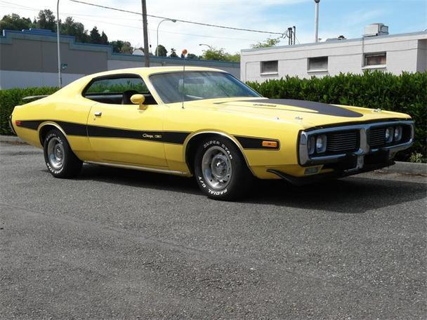 1973 Dodge Charger For Sale In Renton Washington