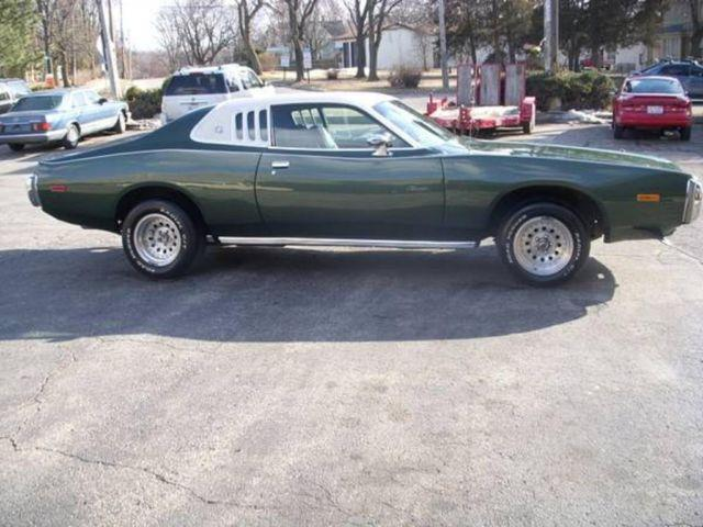 1973 dodge charger green 1973 dodge charger classic car. Black Bedroom Furniture Sets. Home Design Ideas