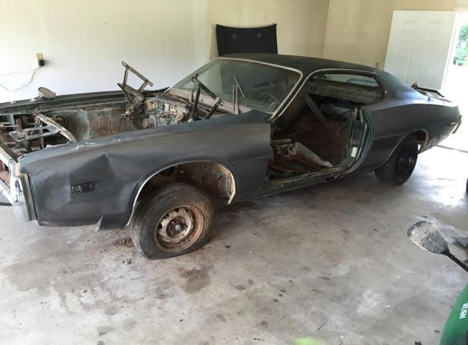 1973 Dodge Charger Project Car For Sale In Elkland Missouri
