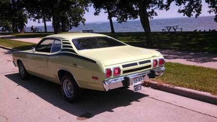 1973 dodge dart sport for sale in oshkosh wisconsin. Black Bedroom Furniture Sets. Home Design Ideas