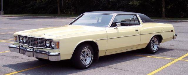 1973 Ford Galaxie 500 2 Door All Original 23,000 miles