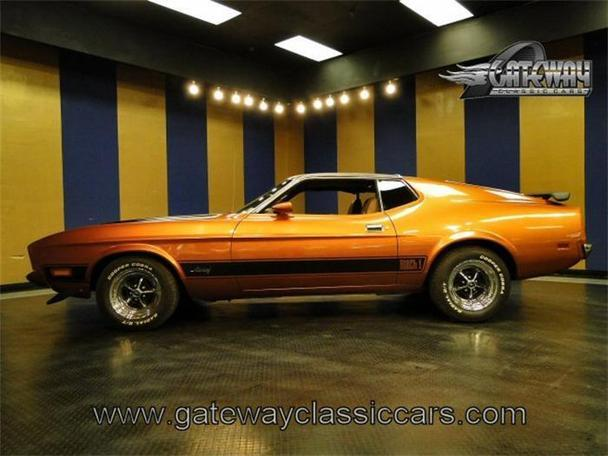 1973 ford mustang for sale in fairmont city illinois classified. Black Bedroom Furniture Sets. Home Design Ideas