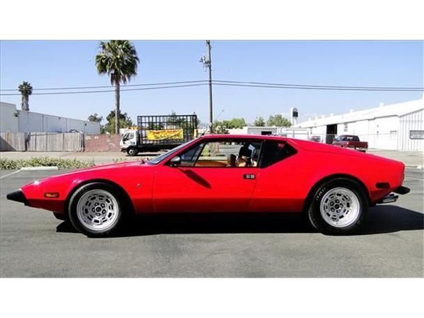 1973 ford pantera for sale in escondido california. Cars Review. Best American Auto & Cars Review