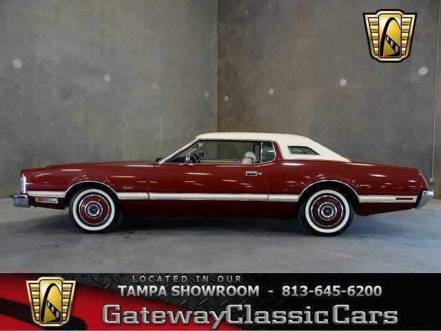 1973 Ford Thunderbird 24tpa For Sale In Apollo Beach