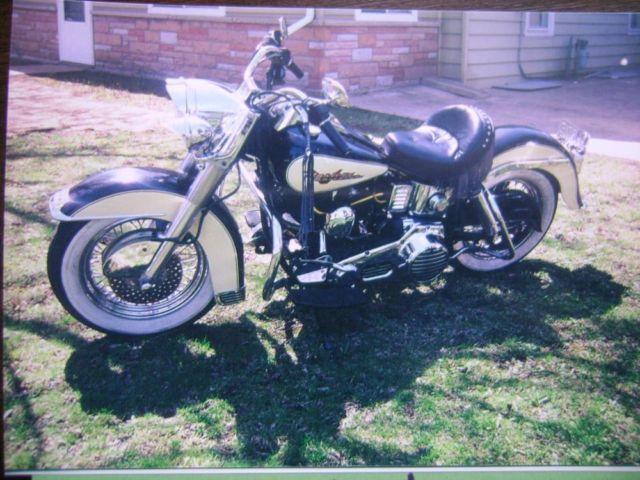 1973 HD Shovelhead Classic Motorcycle
