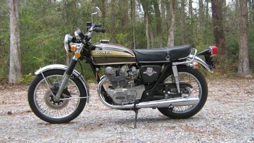 1973 Honda CB450 For Sale In Claiborne Louisiana Classified