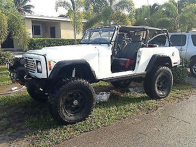 1973 Jeep Commando Lifted Beast Must See For Sale In