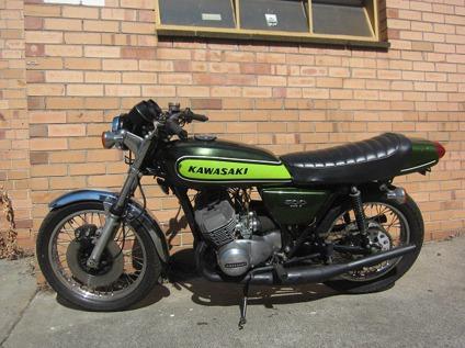 1973 Kawasaki-H1-500