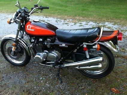 1973 KAWASAKI Z1 900 all Org