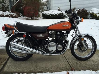 .1973 Kawasaki Z1 900