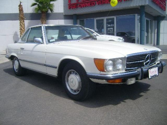 1973 mercedes benz 450sl for sale in el paso texas for Mercedes benz for sale el paso