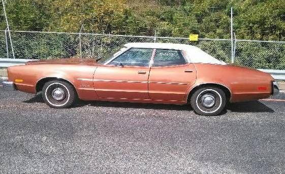Cars For Sale In Corpus Christi >> 1973 Mercury Montego for Sale in Mesquite, Texas ...