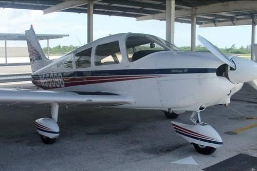 1973 Piper Cherokee 180 Challenger Airplane
