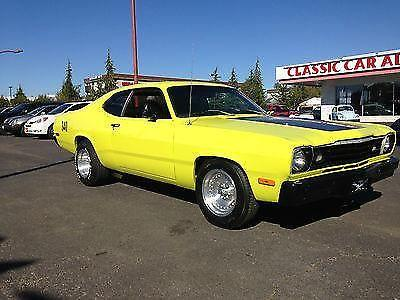 1973 plymouth duster 340 4speed for sale in arlington washington classified. Black Bedroom Furniture Sets. Home Design Ideas