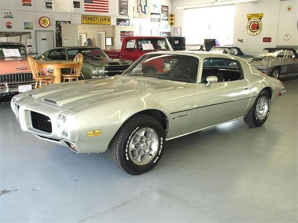 1973 Pontiac Firebird Formula For Sale In Bettendorf Iowa